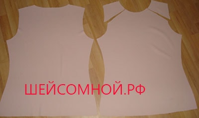 Выкройка свитшота женского с втачным рукавом: 4 модели