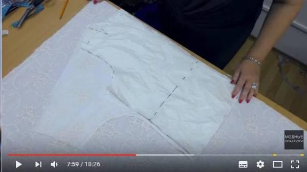 Выкройка кофты летучая мышь
