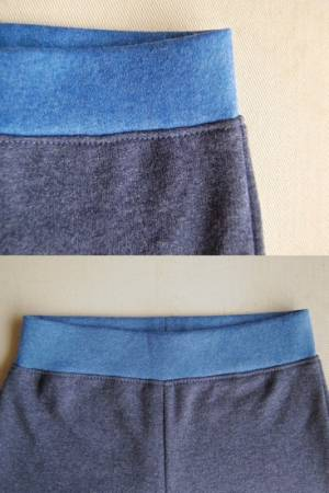 Выкройка широких брюк палаццо