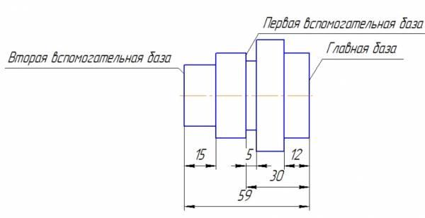Простановка размеров на чертежах ч.2