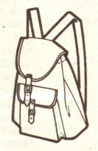 Как сшить рюкзак для рыбалки своими руками