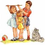 Детские мерки для шитья