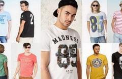 Выбираем мужскую футболку